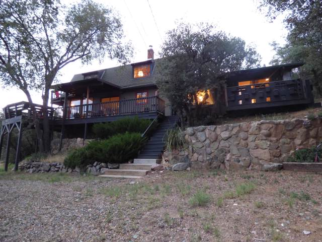4864 S Deer Trail, Prescott, AZ 86303 (#1024542) :: Shelly Watne