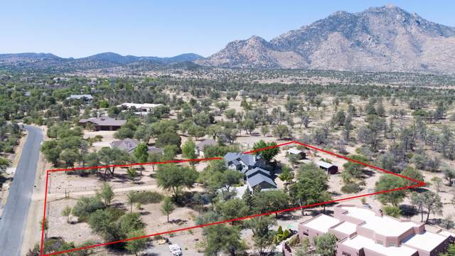 8735 N Oak Forest Drive, Prescott, AZ 86305 (MLS #1024544) :: Conway Real Estate