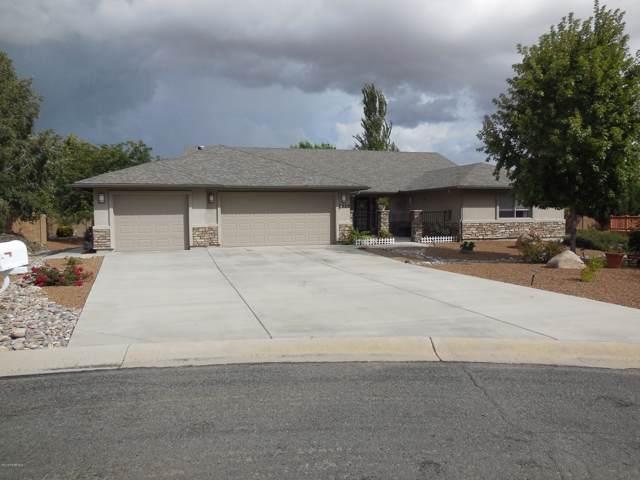 7920 E Lost Horse Circle, Prescott Valley, AZ 86315 (#1024564) :: West USA Realty of Prescott