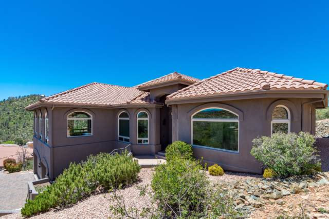 1488 Creekview, Prescott, AZ 86305 (#1024571) :: Shelly Watne