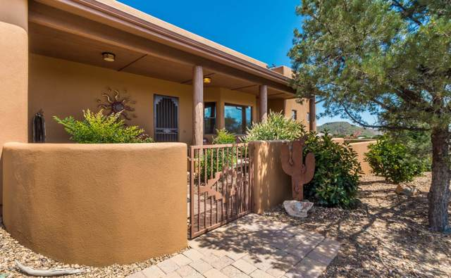 12535 N Flying Hawk Trail, Prescott, AZ 86305 (#1024575) :: Shelly Watne