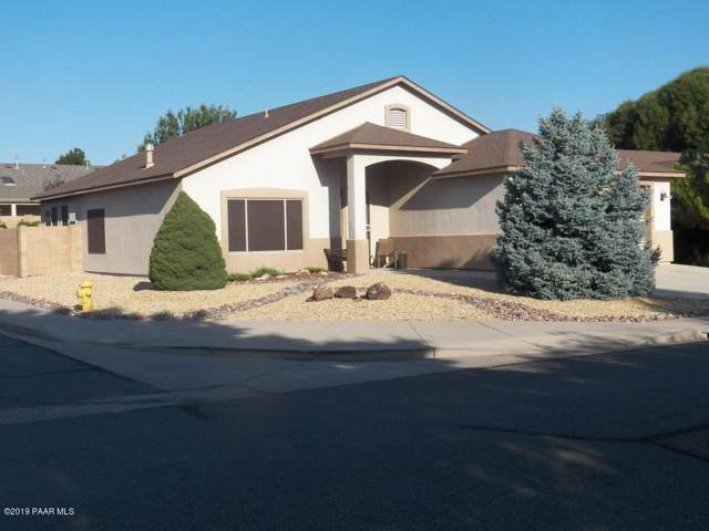 5592 N Bronco Lane, Prescott Valley, AZ 86314 (#1024592) :: HYLAND/SCHNEIDER TEAM