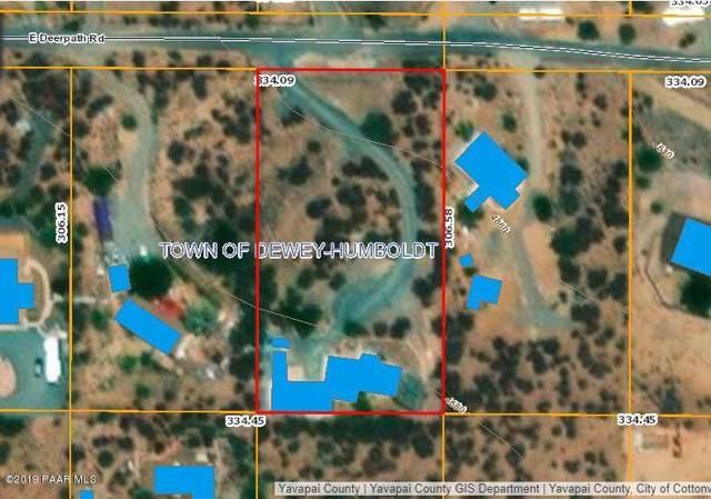 12395 E Deer Path Road, Dewey-Humboldt, AZ 86327 (#1024610) :: West USA Realty of Prescott