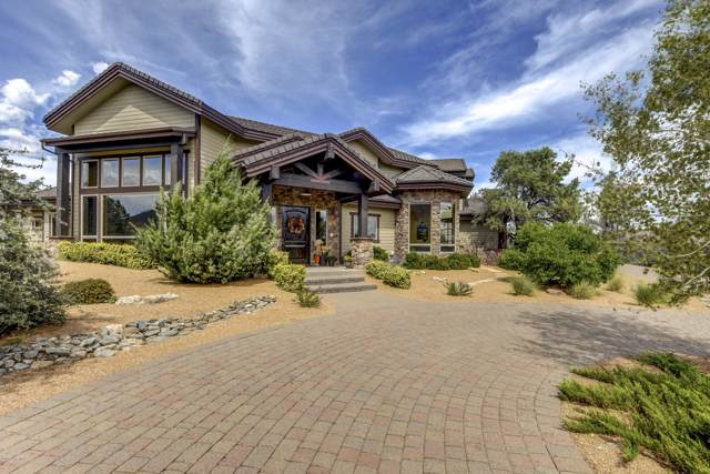 4390 W Fort Bridger Road, Prescott, AZ 86305 (#1024621) :: HYLAND/SCHNEIDER TEAM