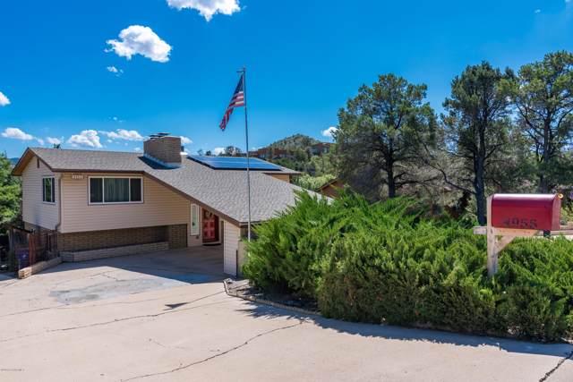 4955 Hornet Drive, Prescott, AZ 86301 (#1024647) :: HYLAND/SCHNEIDER TEAM