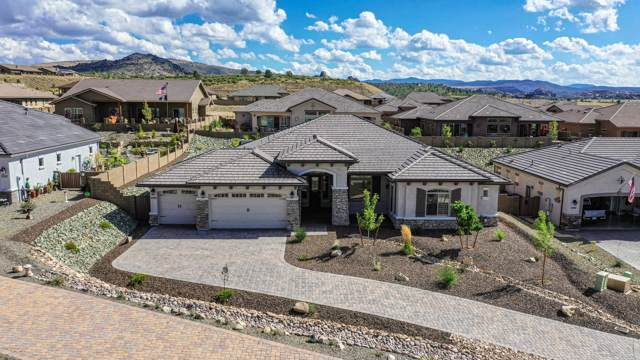 5293 Peavine View Trail, Prescott, AZ 86301 (#1024657) :: HYLAND/SCHNEIDER TEAM