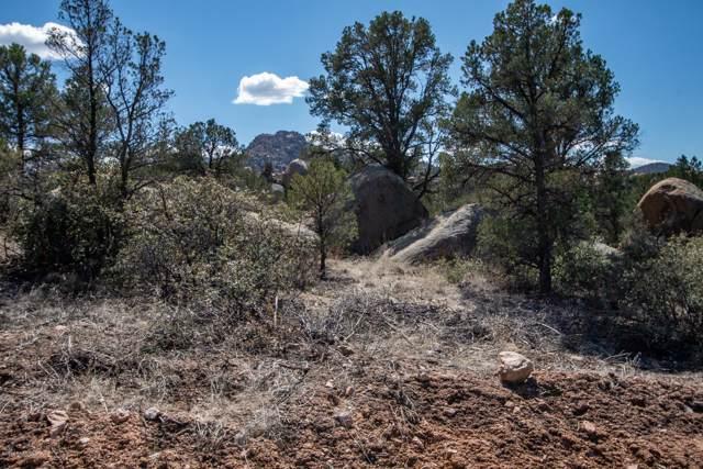 99xx Cougar Canyon   B2 Road, Prescott, AZ 86305 (#1024665) :: HYLAND/SCHNEIDER TEAM