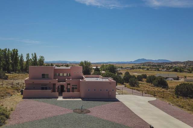 21730 N Hackamore Lane, Paulden, AZ 86334 (#1024693) :: West USA Realty of Prescott