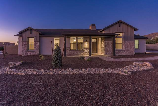 13200 E Trigger Road, Prescott Valley, AZ 86315 (#1024694) :: HYLAND/SCHNEIDER TEAM