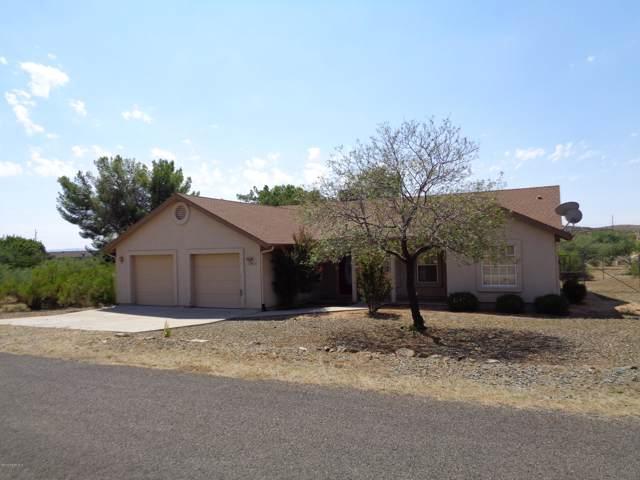 17919 E Bob White Road, Mayer, AZ 86333 (#1024784) :: West USA Realty of Prescott