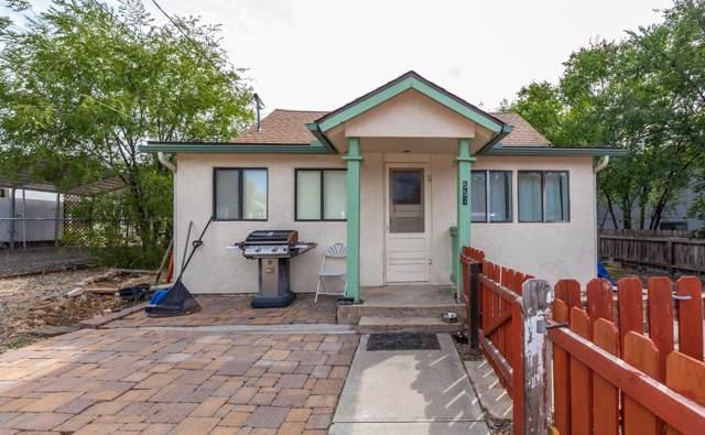 557 Dameron Drive, Prescott, AZ 86301 (#1024887) :: West USA Realty of Prescott