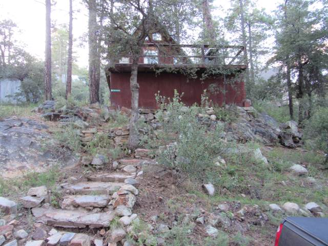 23534 S Sunny South Road, Crown King, AZ 86343 (#1024913) :: West USA Realty of Prescott