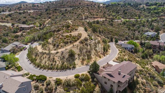 1165 Gamble Oak Trail, Prescott, AZ 86323 (#1025027) :: HYLAND/SCHNEIDER TEAM