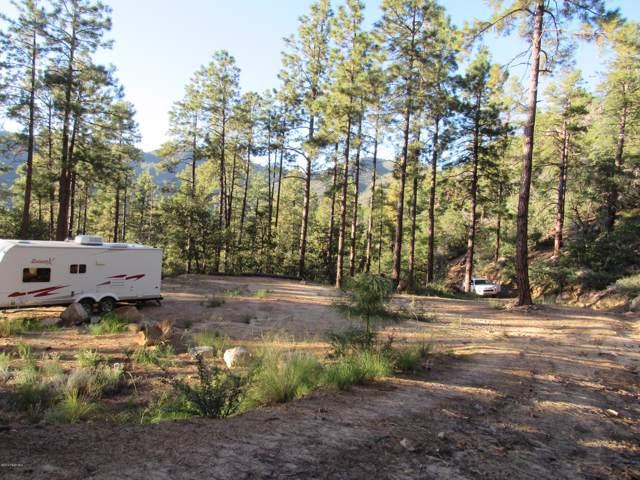22550 S Black Bear Road, Crown King, AZ 86343 (#1025112) :: West USA Realty of Prescott