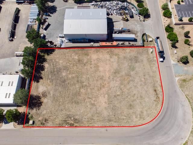 0 S Henrickson L Road, Dewey-Humboldt, AZ 86327 (#1025120) :: West USA Realty of Prescott