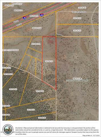 349 Sierra Verde Ranch, Seligman, AZ 86337 (#1025126) :: West USA Realty of Prescott
