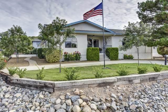 11000 E Manzanita Trail, Dewey-Humboldt, AZ 86327 (#1025162) :: HYLAND/SCHNEIDER TEAM