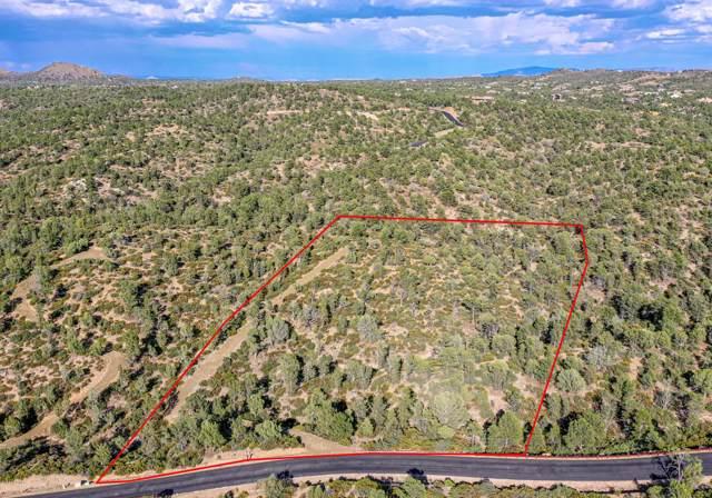 12775 N Quartz Creek Trail, Prescott, AZ 86305 (#1025175) :: HYLAND/SCHNEIDER TEAM