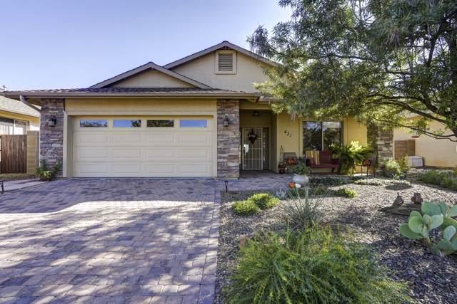 431 N La Paz Street, Dewey-Humboldt, AZ 86327 (#1025193) :: Shelly Watne