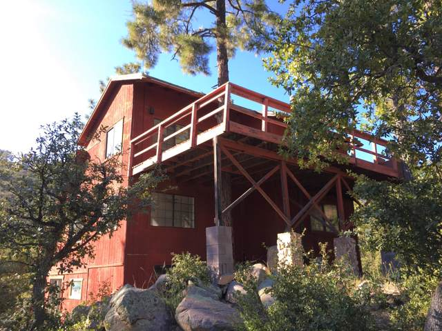 23257 S Moss Road, Crown King, AZ 86343 (#1025249) :: West USA Realty of Prescott