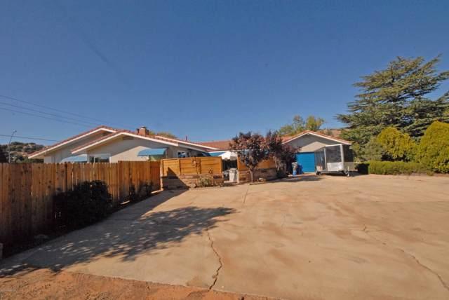 1219 Willow Creek Road, Prescott, AZ 86301 (#1025255) :: Shelly Watne