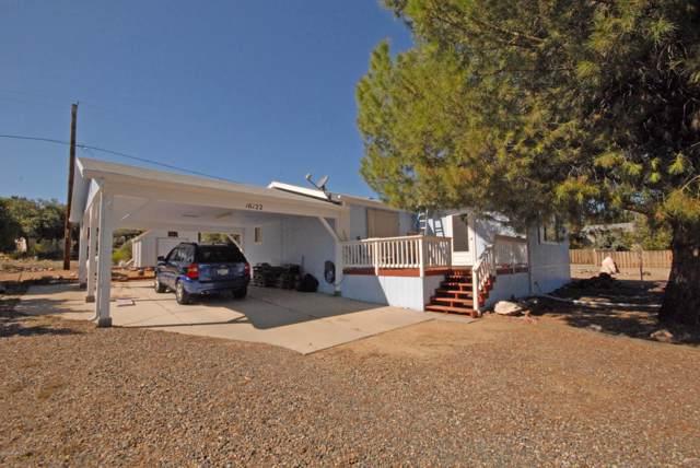 16122 S Rodeo Drive, Mayer, AZ 86333 (#1025256) :: Shelly Watne