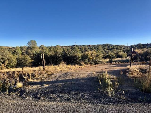 1455 W Mcintosh Drive, Prescott, AZ 86305 (MLS #1025309) :: Conway Real Estate