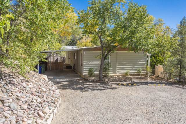 905 Oak Terrace Drive, Prescott, AZ 86301 (#1025361) :: HYLAND/SCHNEIDER TEAM