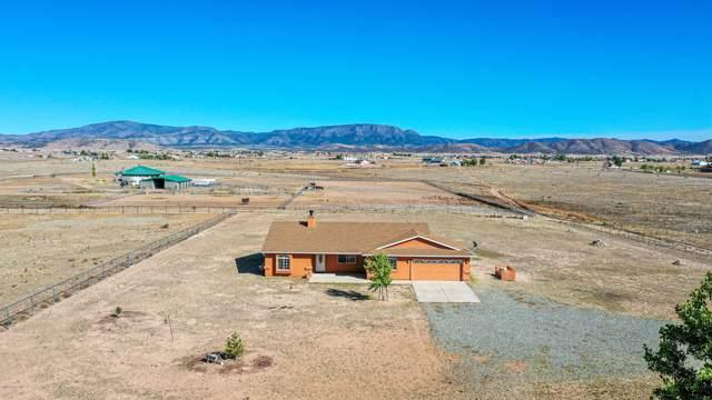 7950 E Dreamcatcher Drive, Prescott Valley, AZ 86315 (#1025366) :: West USA Realty of Prescott