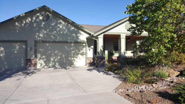 297 Thoroughbred Drive, Prescott, AZ 86301 (#1025367) :: West USA Realty of Prescott