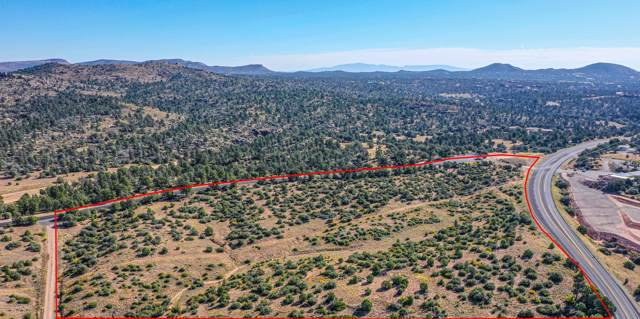 15407 N Crossroads Ranch Road, Prescott, AZ 86305 (MLS #1025377) :: Conway Real Estate