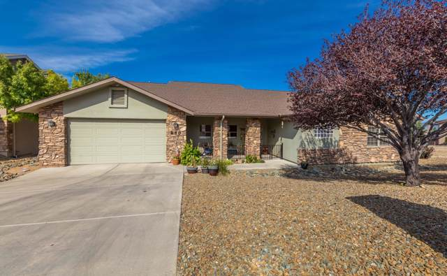 860 N Lakeview Drive, Prescott, AZ 86301 (#1025386) :: West USA Realty of Prescott