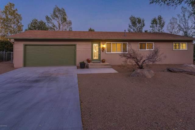 107 Butte Canyon Drive, Prescott, AZ 86303 (#1025404) :: West USA Realty of Prescott