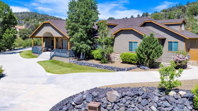 410 Lynx Creek Road, Prescott, AZ 86303 (#1025500) :: HYLAND/SCHNEIDER TEAM