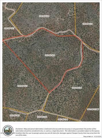 814 Sierra Verde Ranch, Seligman, AZ 86337 (#1025527) :: West USA Realty of Prescott