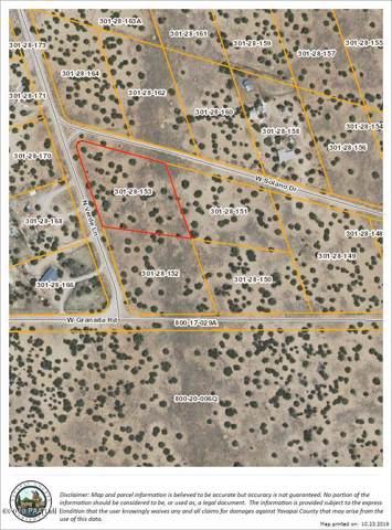 25420 W Granada Road, Seligman, AZ 86337 (#1025529) :: West USA Realty of Prescott