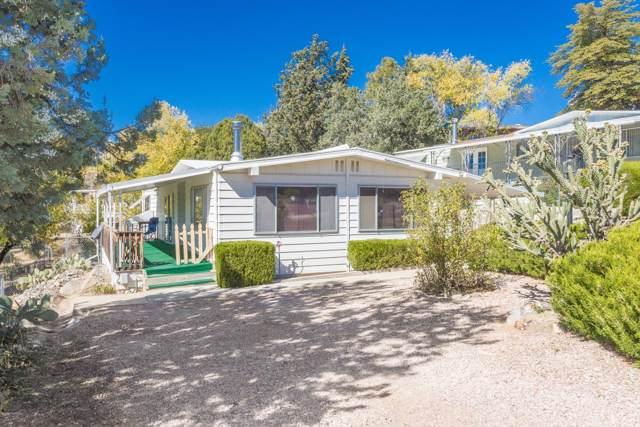 805 Oak Terrace Drive, Prescott, AZ 86301 (#1025544) :: HYLAND/SCHNEIDER TEAM