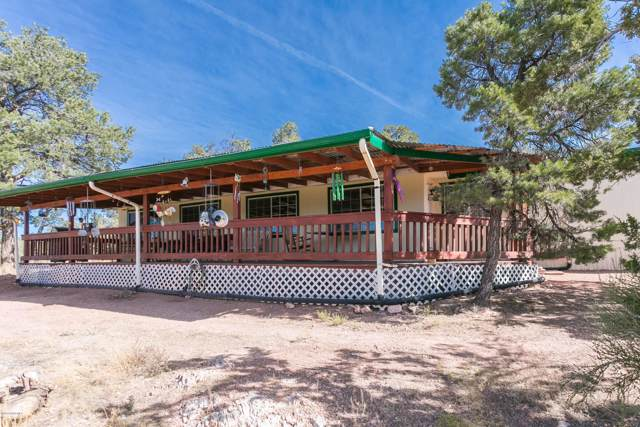 491 Cowper Road, Ash Fork, AZ 86320 (#1025591) :: West USA Realty of Prescott