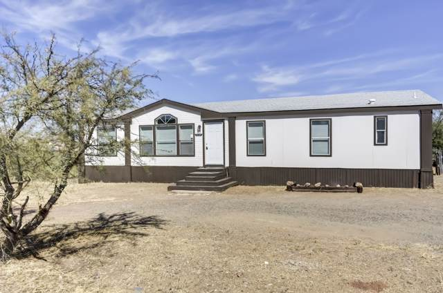 20164 E Stagecoach Trail, Mayer, AZ 86333 (MLS #1025598) :: Conway Real Estate