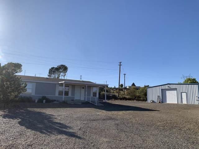 10630 S Hwy 69, Mayer, AZ 86333 (MLS #1025640) :: Conway Real Estate