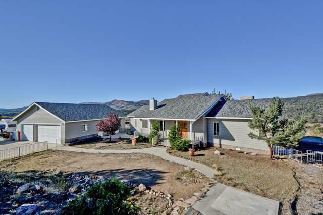 17550 S Thunder Ridge Drive, Peeples Valley, AZ 86332 (#1025691) :: West USA Realty of Prescott