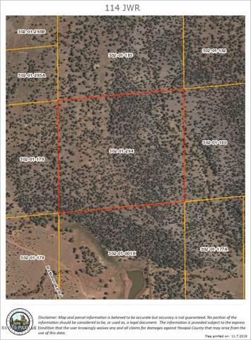 114 Juniperwood Ranch, Ash Fork, AZ 86320 (#1025784) :: HYLAND/SCHNEIDER TEAM