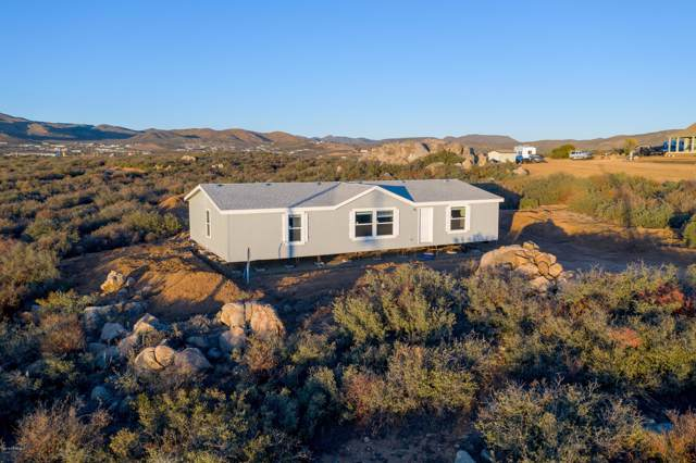 17130 E Wyoming Way, Dewey-Humboldt, AZ 86327 (#1025786) :: HYLAND/SCHNEIDER TEAM