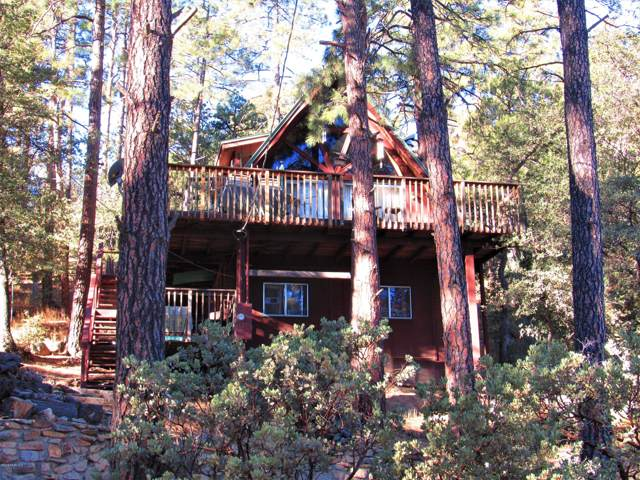 23422 S Sunny South Road, Crown King, AZ 86343 (#1025811) :: West USA Realty of Prescott