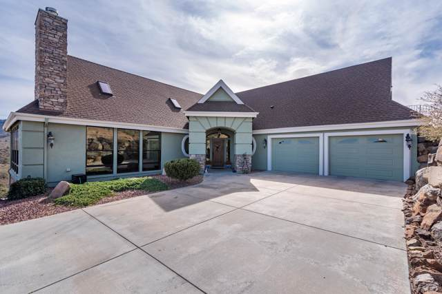 62 N French Drive, Prescott, AZ 86303 (#1025876) :: HYLAND/SCHNEIDER TEAM