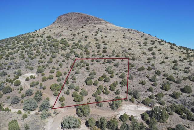 00 W Hidden Canyon Road, Chino Valley, AZ 86323 (MLS #1025909) :: Conway Real Estate