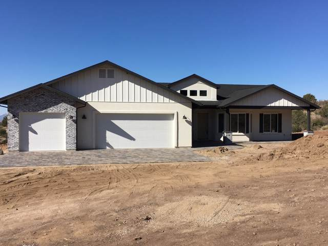 9600 N Drifter's Trail, Prescott Valley, AZ 86315 (#1025913) :: West USA Realty of Prescott