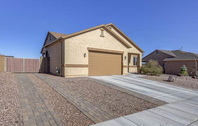 6218 E Stanbury Place, Prescott Valley, AZ 86314 (#1025932) :: HYLAND/SCHNEIDER TEAM
