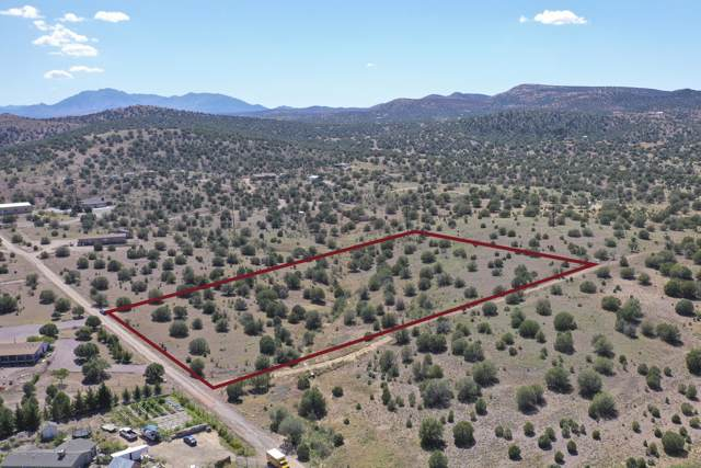 6350 N Mangas (Lot Split B) Drive, Paulden, AZ 86334 (#1025938) :: West USA Realty of Prescott
