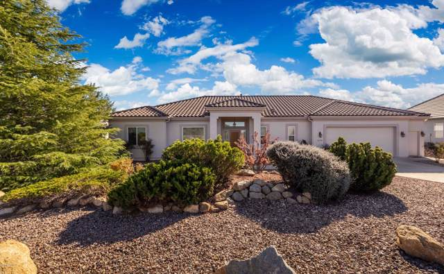 10769 E High Point Drive, Dewey-Humboldt, AZ 86327 (#1025939) :: HYLAND/SCHNEIDER TEAM